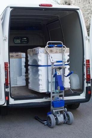 Schodołaz towarowy elektryczny - nawet do 330kg! - darmowa prezentacja Brzeziny - image 3