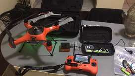 Swellpro splashdrone 3 with Pl2 camera amd bait release