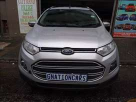 Ford Ecosport 1.5 2016 manual for SELL
