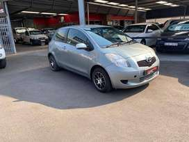 2010 Toyota Yaris Hatch 1L Fuel saver