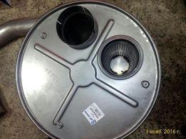 Глушитель, бочка на DAF XF/95/105, пр-во Vanstar, глушитель Даф 95-10