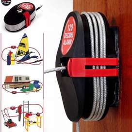 Cable Lock and alarm