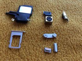 iPhone 5s części oryginał - aparat, złącze, tacka, głośnik, taśma,