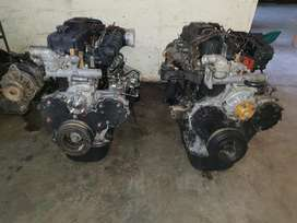 Kia K2700 Engines