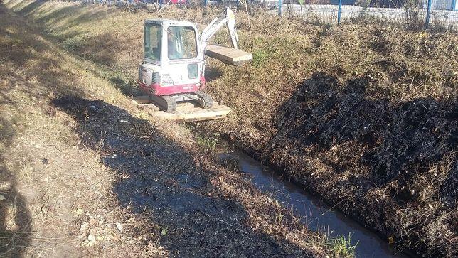 Roboty ziemne wykopy stawy nasypy rozbiórki stabilizacja nawierzchnie Września - image 3