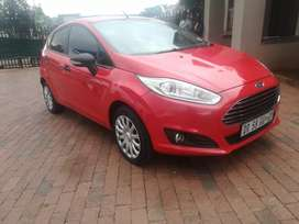 2015 FORD FIESTA 1.4 milage of 86 000KM, MANUAL