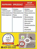 Skup silników elektrycznych i motoreduktorów