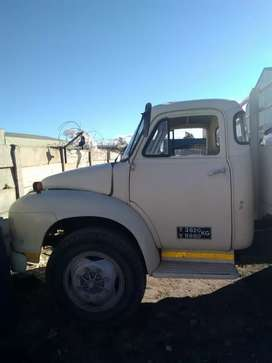 Bedford truck for sale as is.