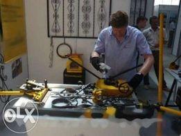 Чертежи оборудования для холодной ковки металла