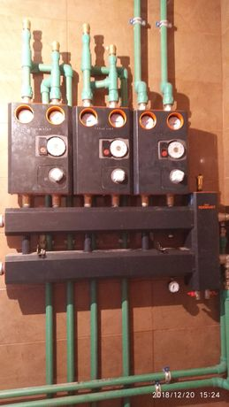 Монтаж систем опалення, водопостачання, водовідведення, заміна стояків Винница - изображение 2