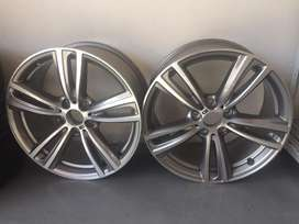 BMW 19 Inch Mags (x1) FRONT ONLY