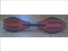 Waveboard casterboard deskorolka na 2 kółkach