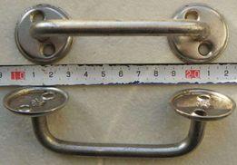 ручка дверная, оконная металлическая времён СССР