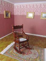 Кресло-качалка для кукольного домика, Дома мечты, миниатюра 1:12