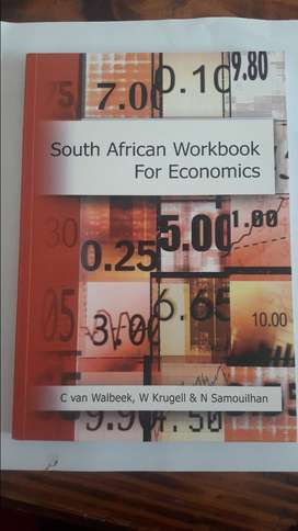 South African Workbook for Economics