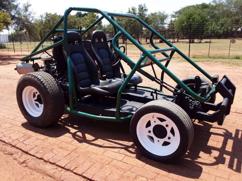 Pypkar / gocart build on a beetle chassis with a nissan A15 motor 0