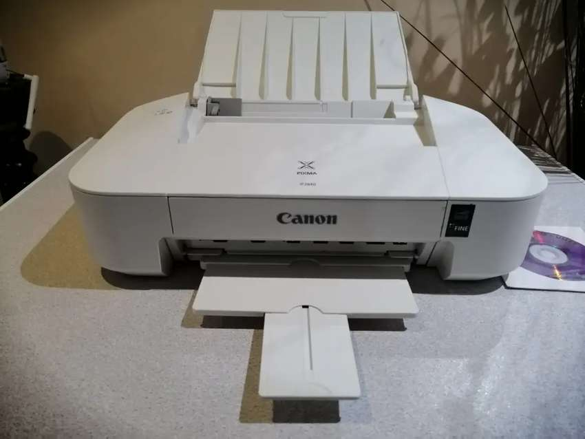 Canon 3 in one printer 0