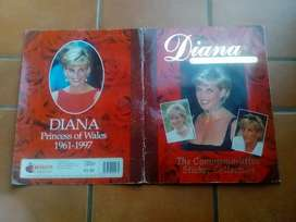 The Commemorative Sticker Collection of Diana