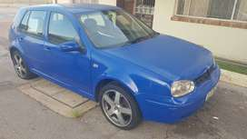2000 VW Golf 1.9 TDI