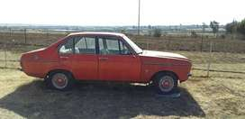 1975 Ford escort gl automatic gearbox faulty papers in order