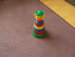 Interaktywny Klown Wieża