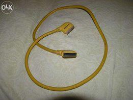 Аудио/видео кабель SCART-SCART Global Edition 1.5 метра