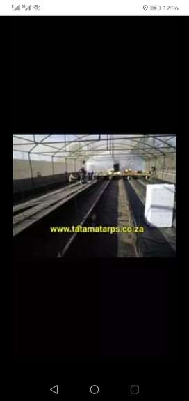 HYDROPONIC & AQUAPONIC GROW BED LINERS