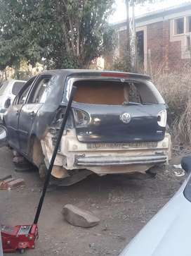 Golf 5 for stripping