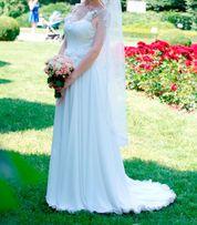 Продаю очень красивое свадебное платье