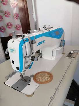 A4 Speaking Computerized Lockstitch Machine, JACK, Industrial sewing