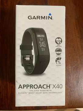 Garmin X40 Heart rate