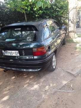Selling clean reliable Opel kadett