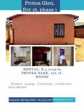 Protea North & Glen Rentals