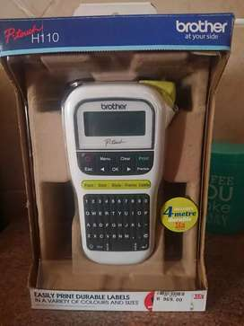 Label machine for sale