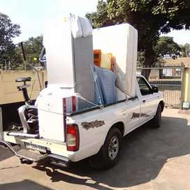 Removal Van for hire