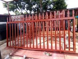 Selling Palisade fence -Gates we deliver and install
