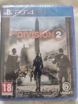 The Division 2 PS4 NEW SEALED