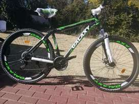 Brand new galaxy 29inch bicycles R2500