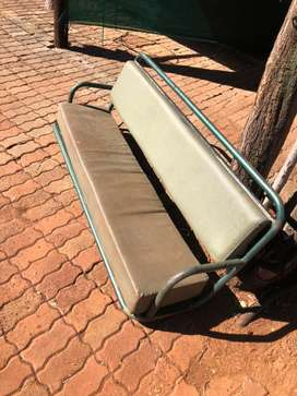 Hunting Seat for bakkie