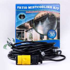Patio Mist Cooling Kit