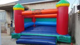 Jumping castles and water slides hire