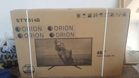 Brand New Sealed Orion 48 inch  HD Led Tv