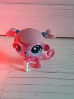LPS figurka małpka Minka Mark