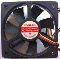 Кулер EC-N 6010 DC 12V 1.9W Вентилятор с радиатором Brushless