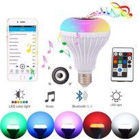 LED лампочка с Bluetooth и динамиком