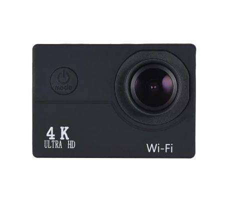16MP 4K FHD 1080P 2.0 LCD WIFI Waterproof 40M Action Sports Camera 0