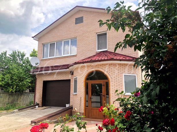 ЦЕНТР!!! КИРПИЧНЫЙ дом 160 м2 с ГАРАЖОМ и МЕБЕЛЬЮ на 8,5 сотках земли Борисполь - изображение 2