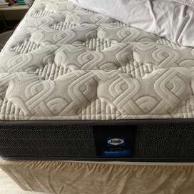 Brand new seay posturpedic bed Amon medium