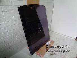 Land Rover used spares - Discovery 3 / 4 Panoramic glass