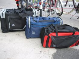 "Torba turystyczna "" BAG ROYAL "" XL- 60 x 28 x 33h- 60L- PRODUKT POLSKI"